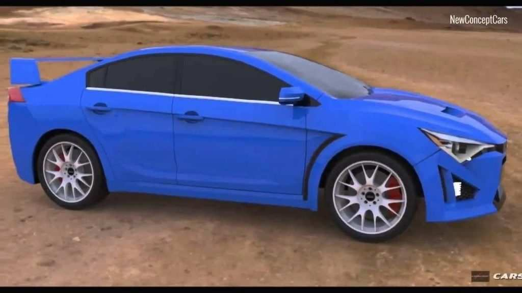 63 New 2019 Mitsubishi Lancer EVO XI Redesign And Concept