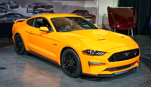 63 New 2019 Mustang Mach 1 Redesign And Concept