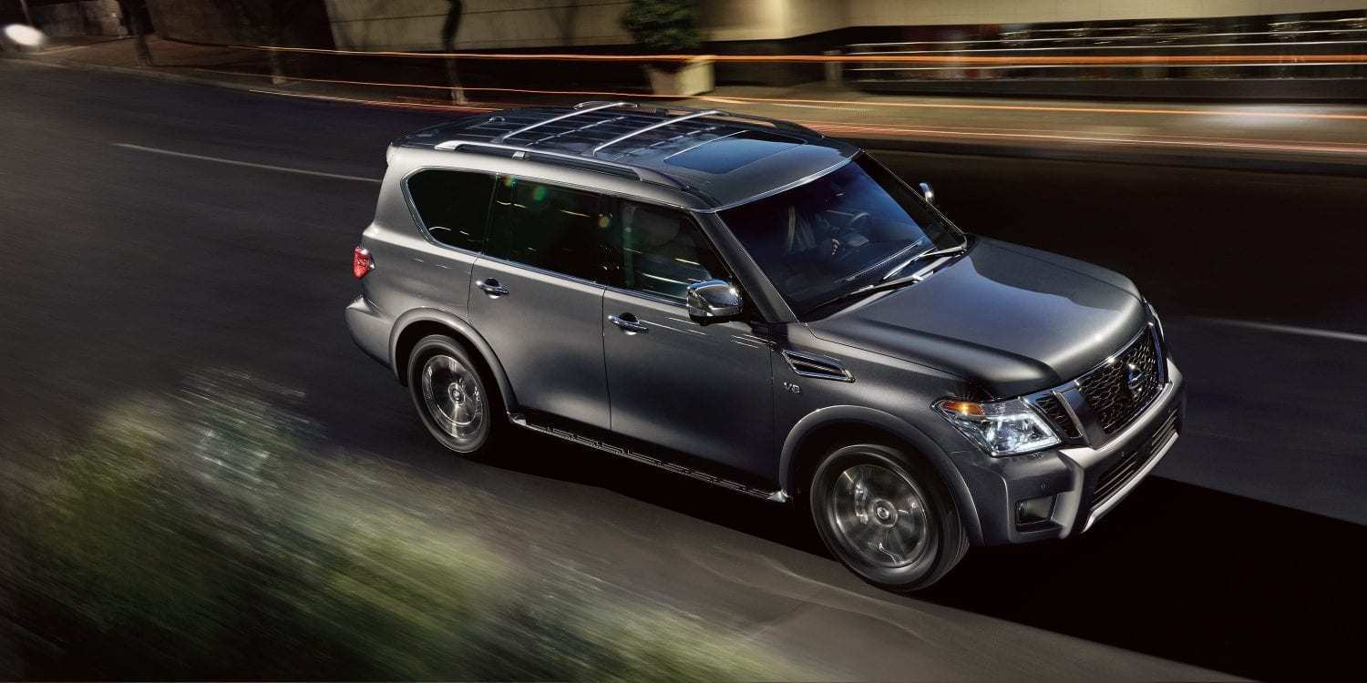 63 New 2019 Nissan Armada Release Date And Concept