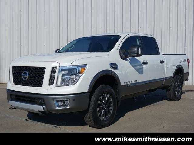 63 New 2019 Nissan Titan Diesel Price And Release Date