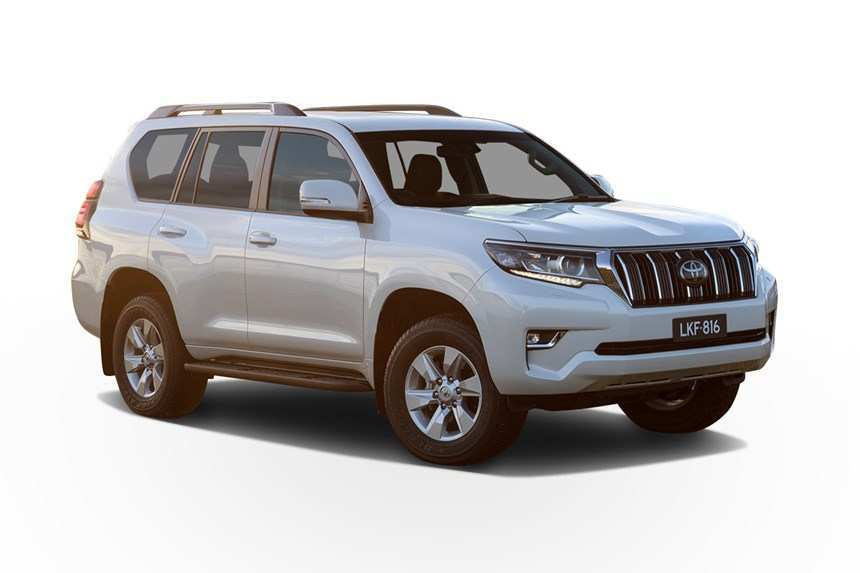 63 New 2019 Toyota Land Cruiser Diesel New Concept