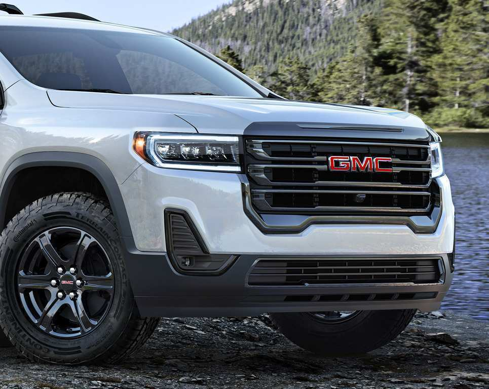 63 New 2019 Vs 2020 GMC Acadia Speed Test