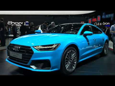 63 New 2020 All Audi A7 Redesign And Review