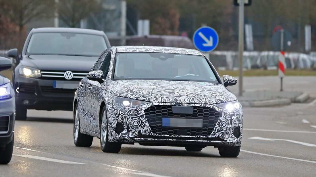 63 New 2020 Audi A3 Redesign
