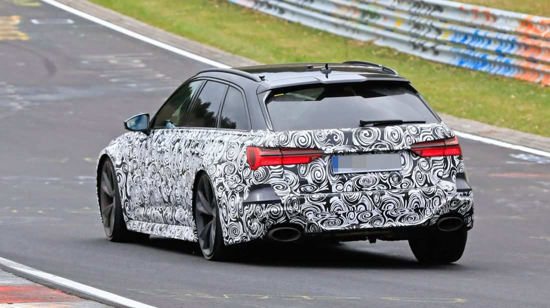 63 New 2020 Audi Rs6 Wagon First Drive