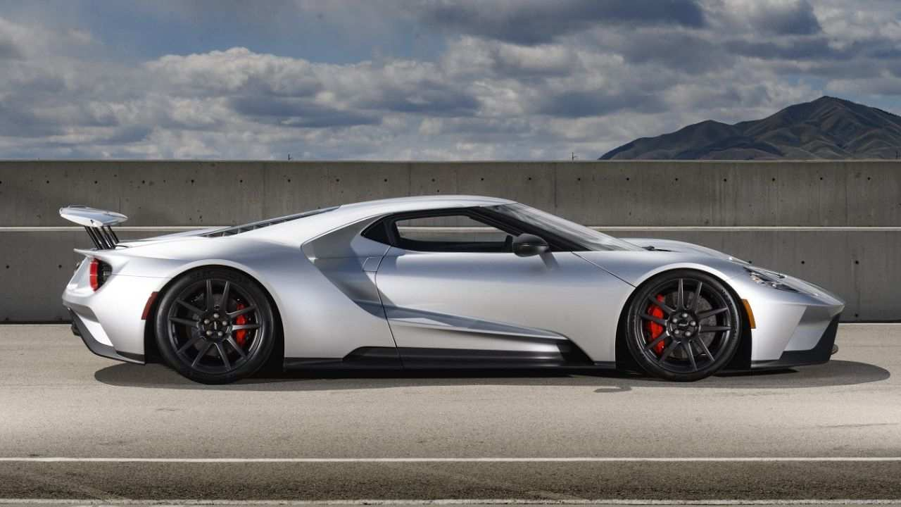 63 New 2020 Ford Gt Supercar Overview