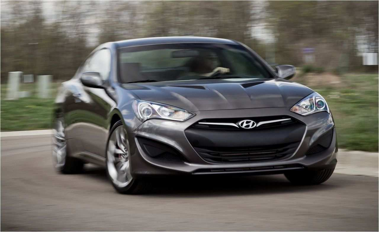 63 New 2020 Hyundai Genesis Coupe V8 New Review