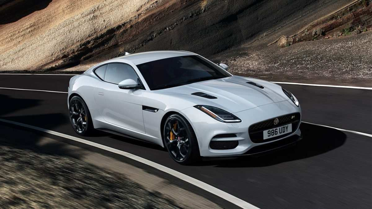 63 New 2020 Jaguar F Type Model