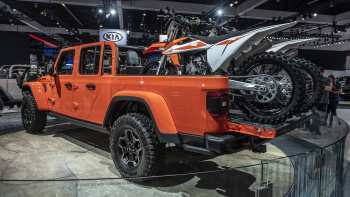 63 New 2020 Jeep Gladiator Dimensions Images