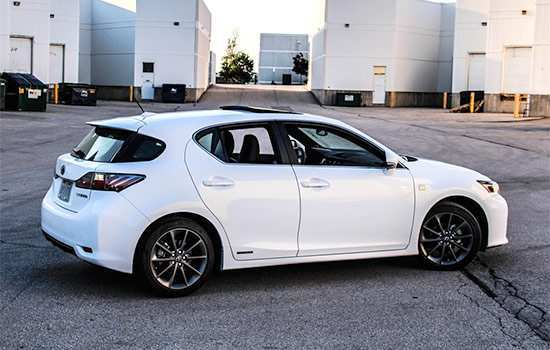 63 New 2020 Lexus CT 200h Price And Review