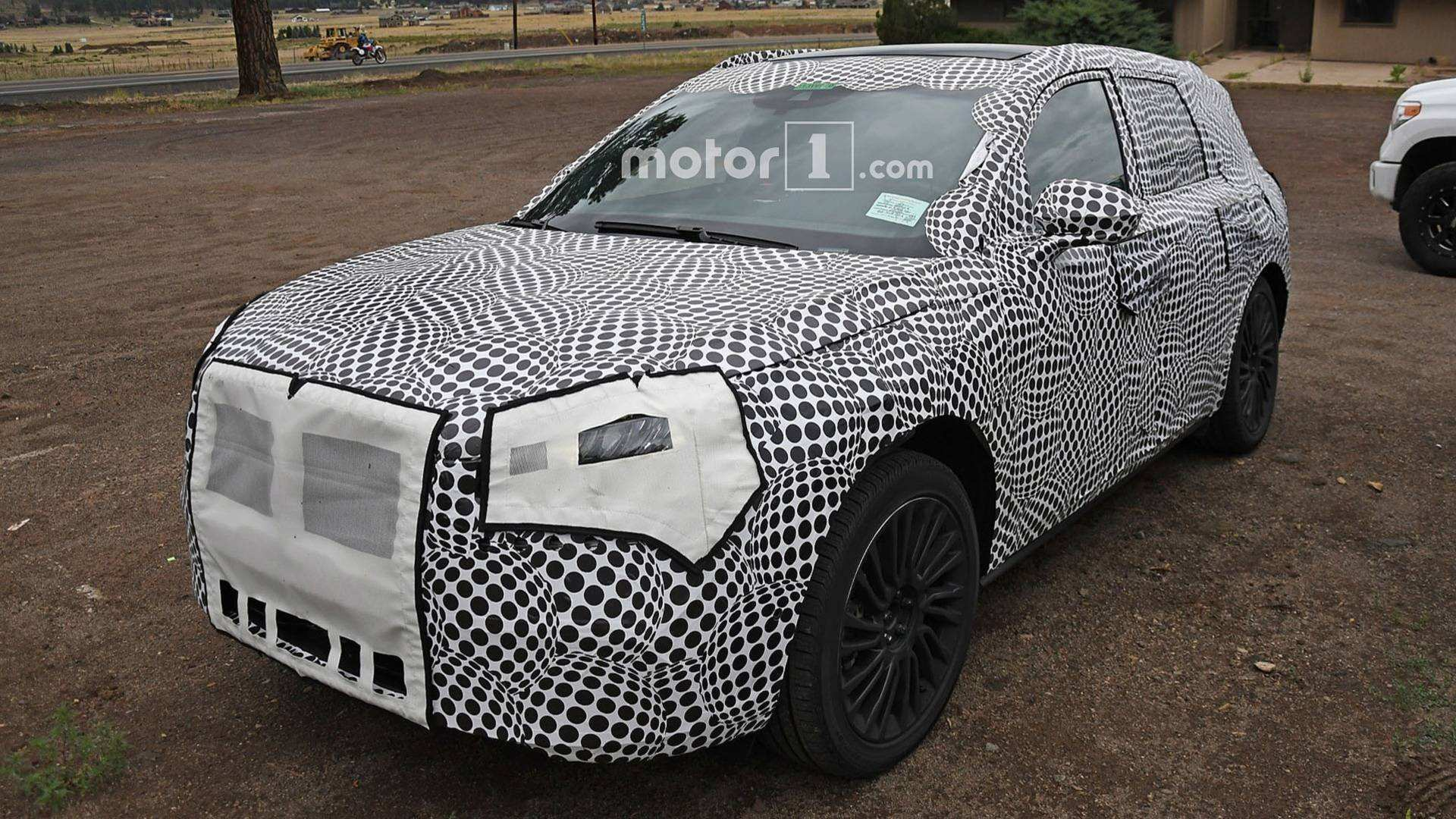 63 New 2020 Lincoln MKS Spy Photos New Model And Performance