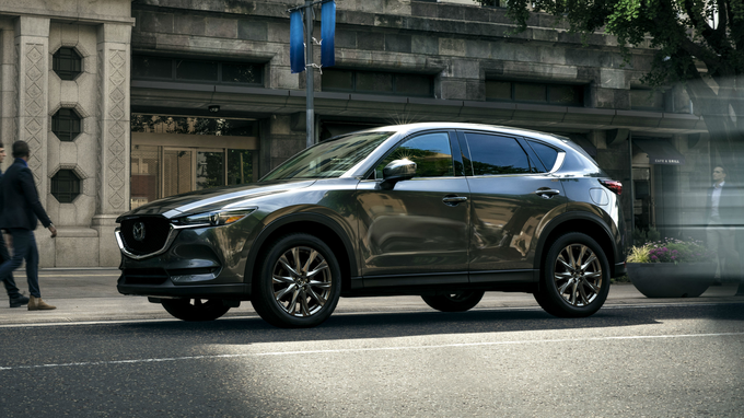 63 New 2020 Mazda CX 5 Redesign