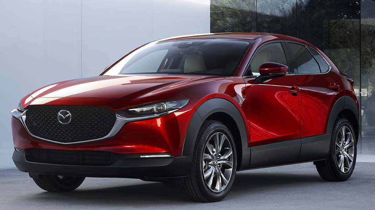63 New 2020 Mazda Cx 5 Redesign And Review