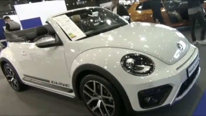 63 New 2020 Vw Beetle Dune Performance
