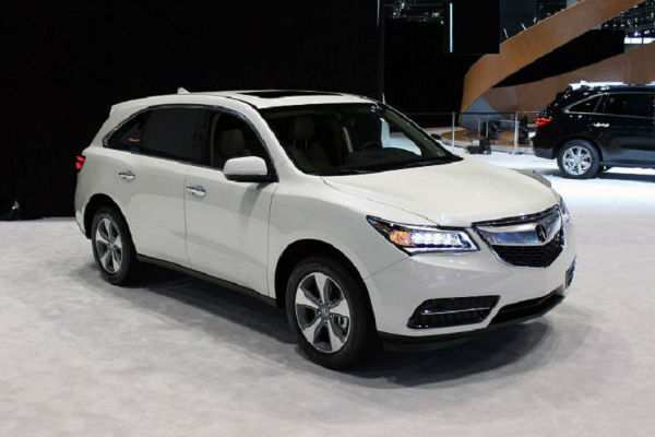 63 New Acura Mdx 2020 Changes Release
