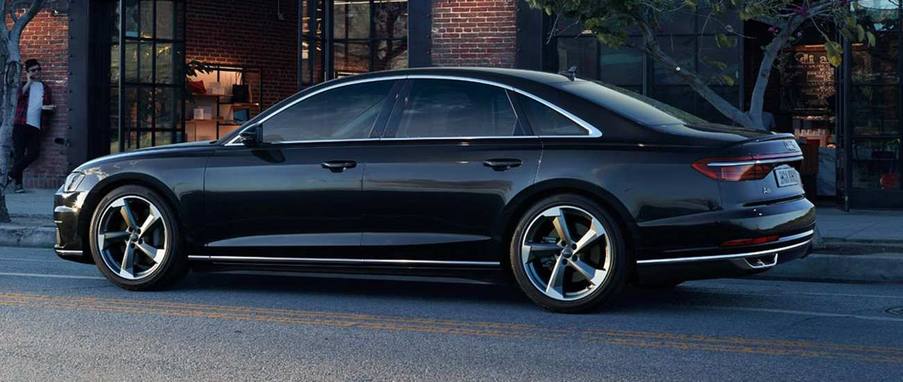 63 New Audi A8 Redesign