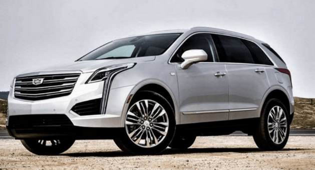 63 New Cadillac Xt7 2020 Pictures