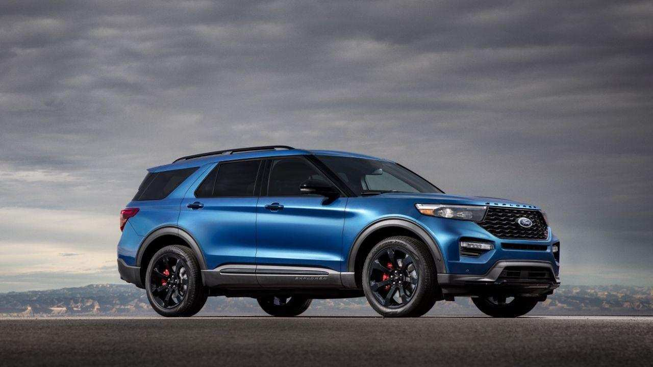 63 New Ford Hybrid Explorer 2020 Price And Release Date