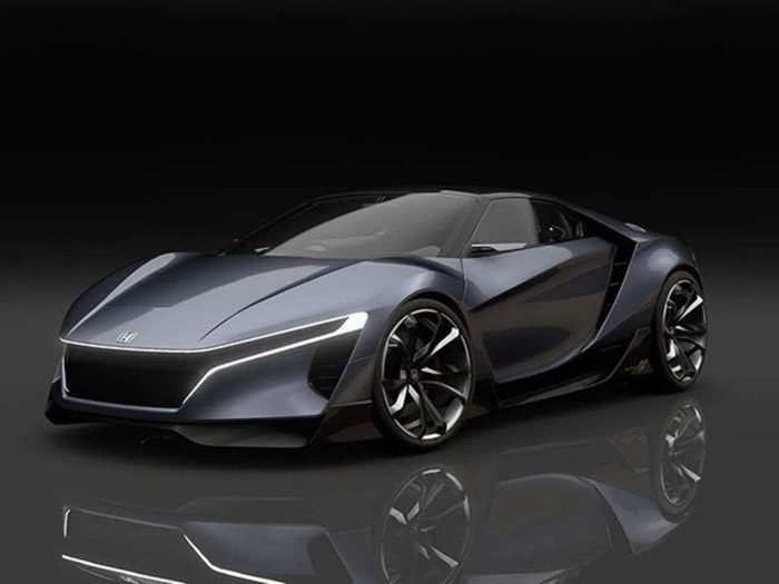 63 New Honda Sports Car 2020 Exterior And Interior