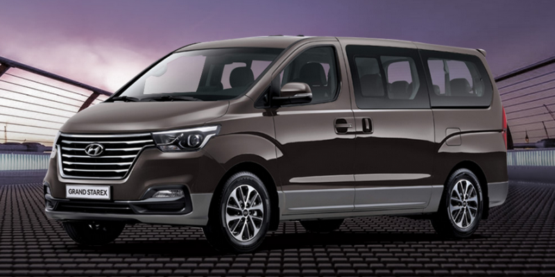 63 New Hyundai H1 2020 Picture