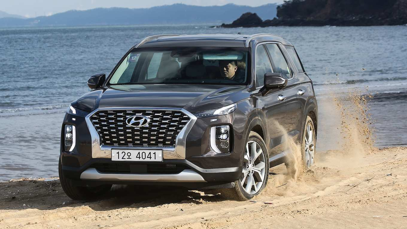63 New Hyundai Santa Fe Xl 2020 Exterior And Interior