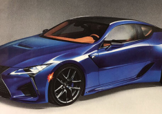 Lexus 2019 Colors