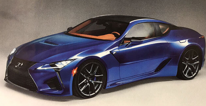 63 New Lexus 2019 Colors Photos