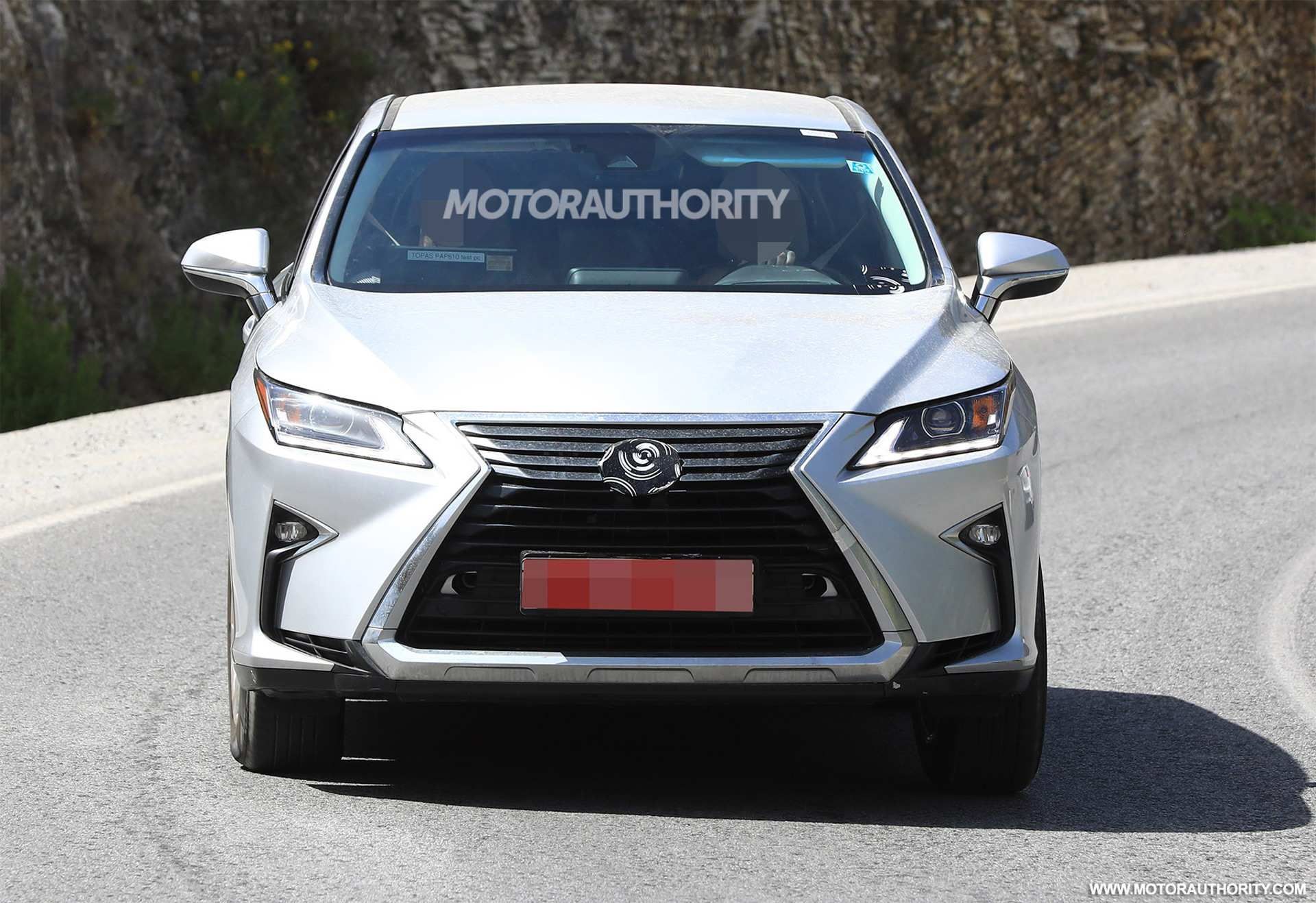 63 New Lexus Gx 2019 Spy Exterior