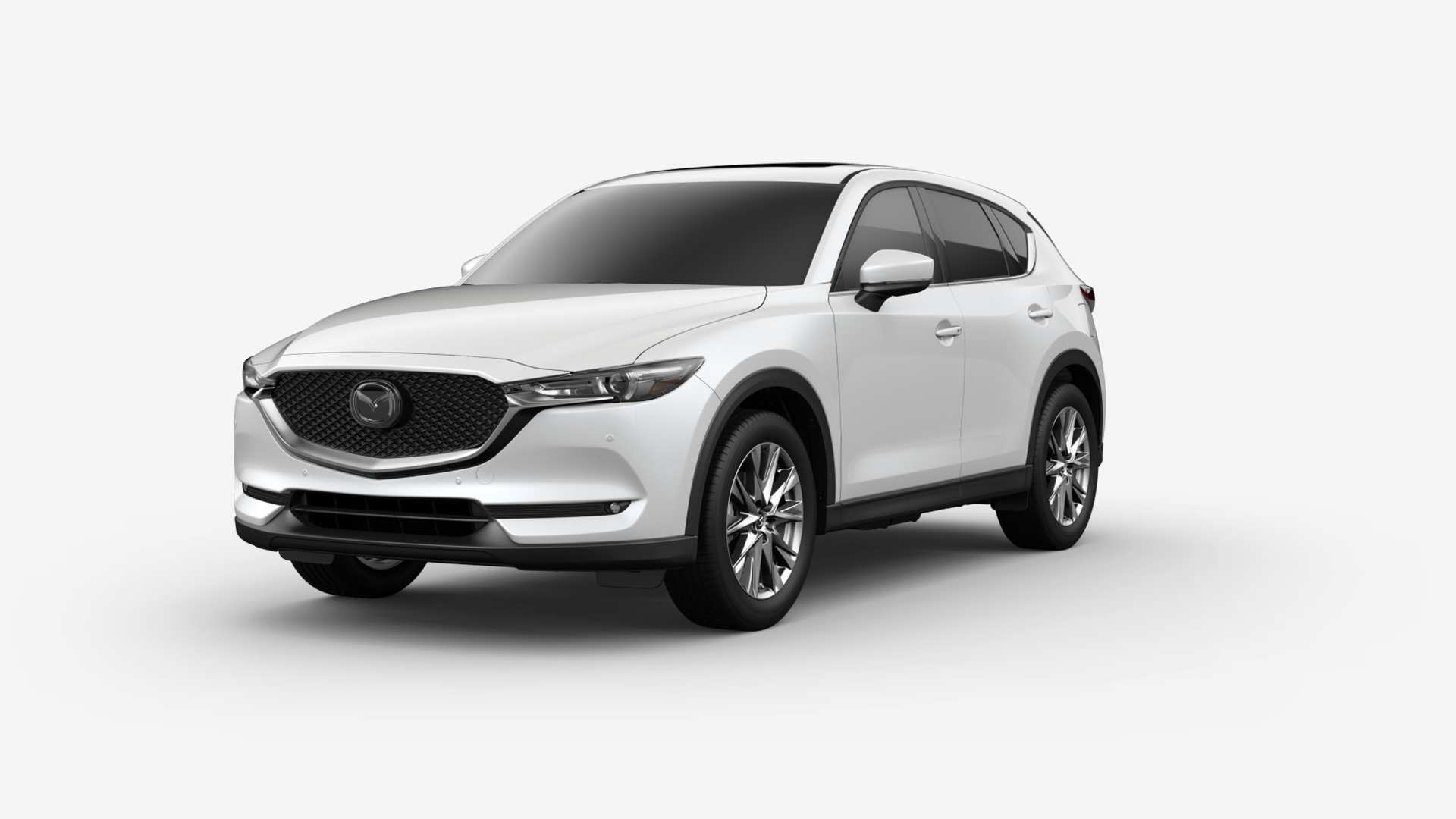 63 New Mazda Cx 5 2019 White Review