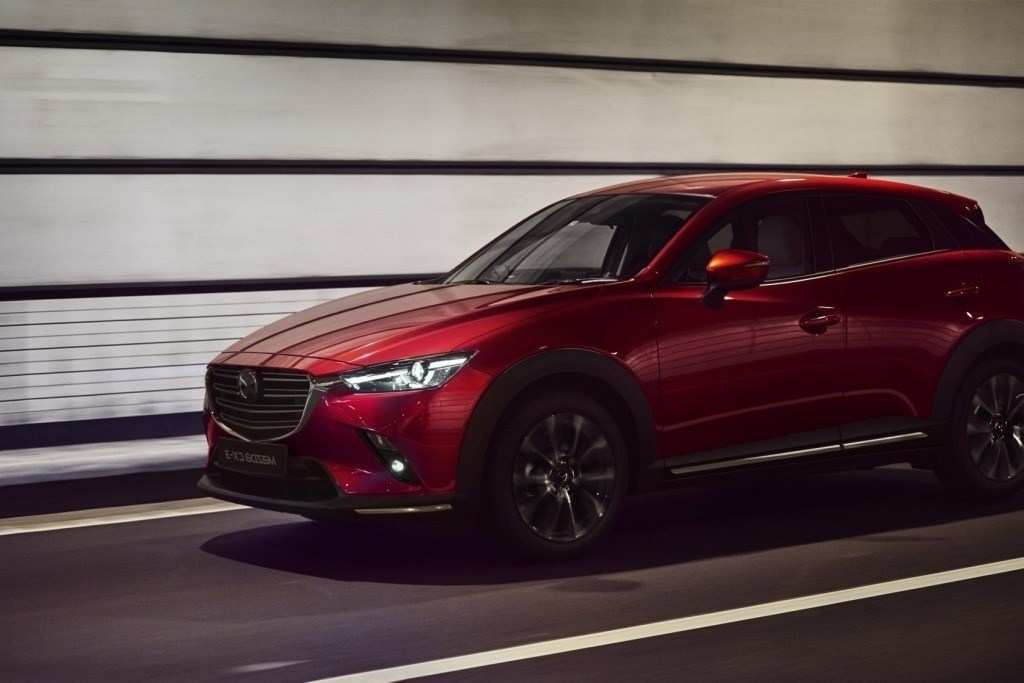 63 New Mazda Cx 7 2020 First Drive