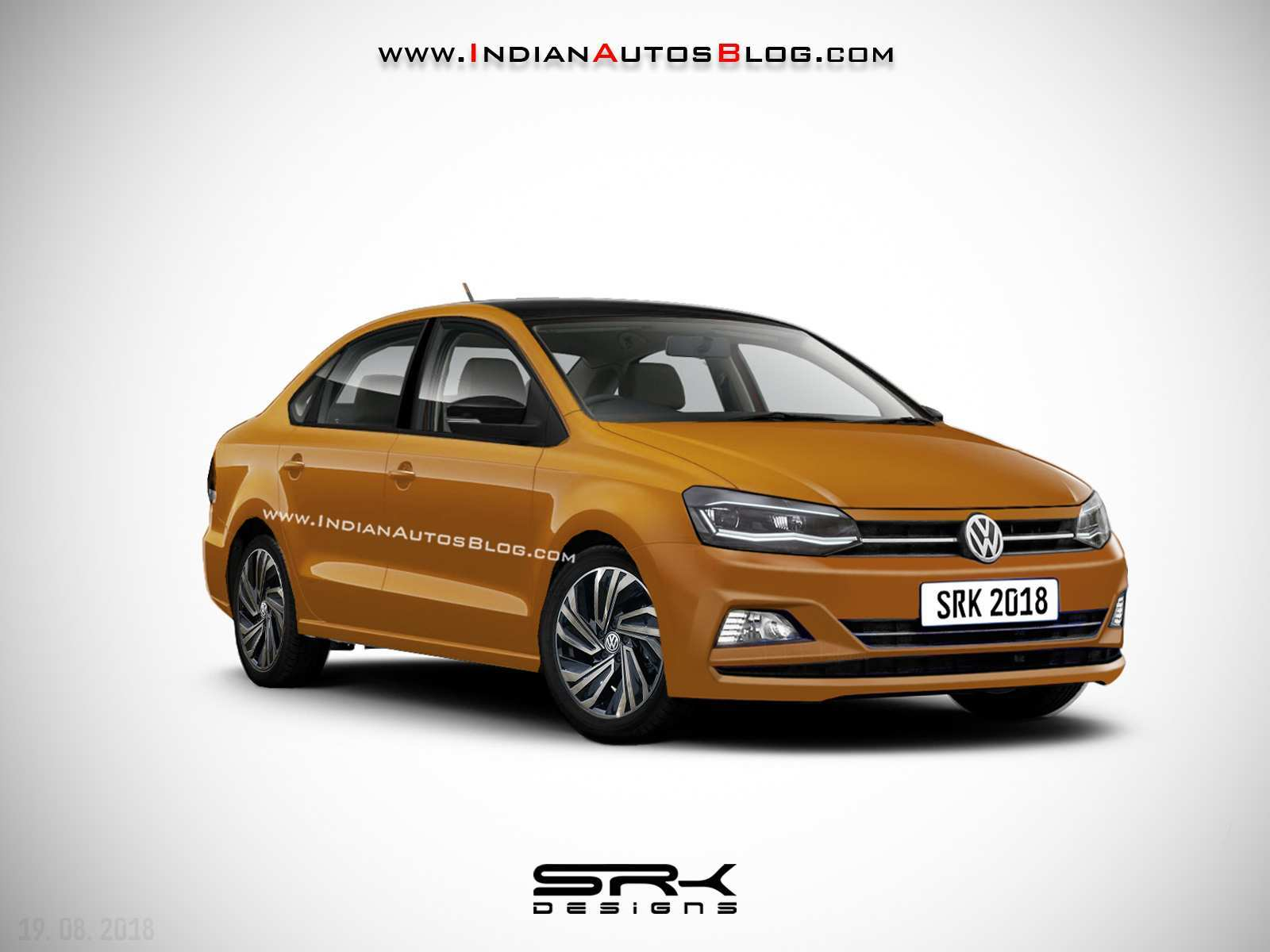 63 New Vento Volkswagen 2019 Review