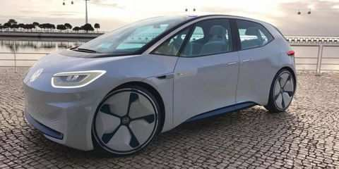 63 New Volkswagen Electric Car 2020 Ratings