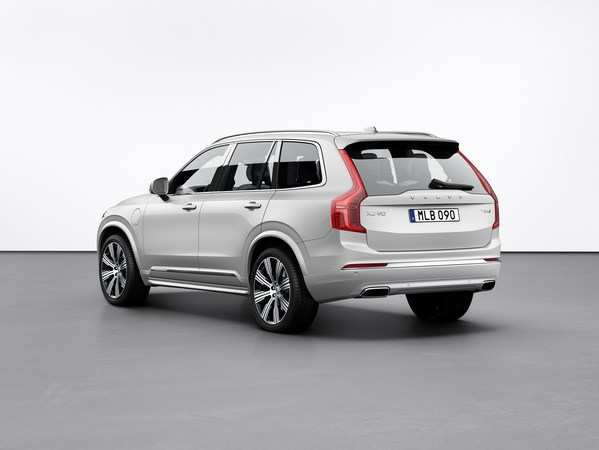 63 New Volvo Xc90 2020 Update Wallpaper