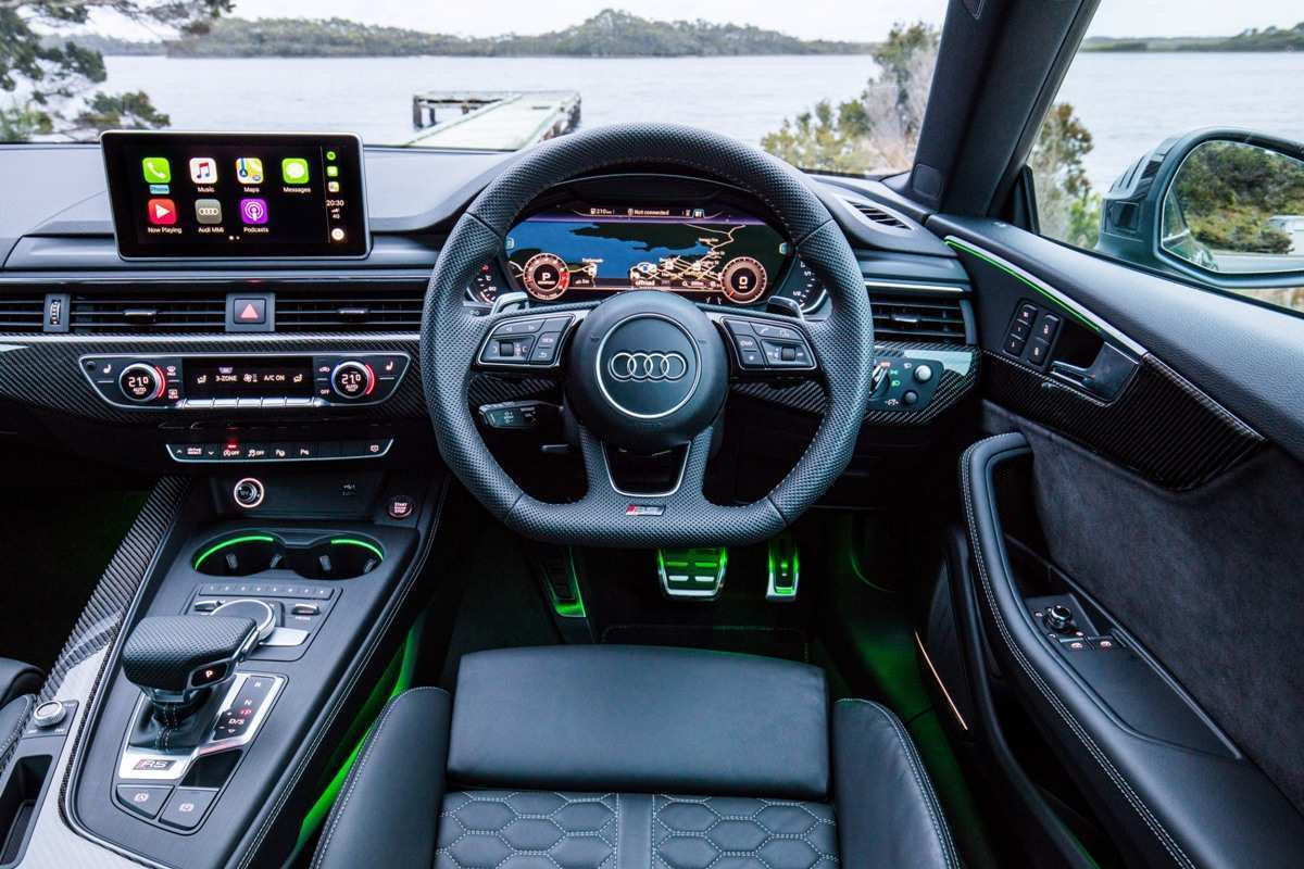 63 The 2019 Audi Rs5 Review And Release Date