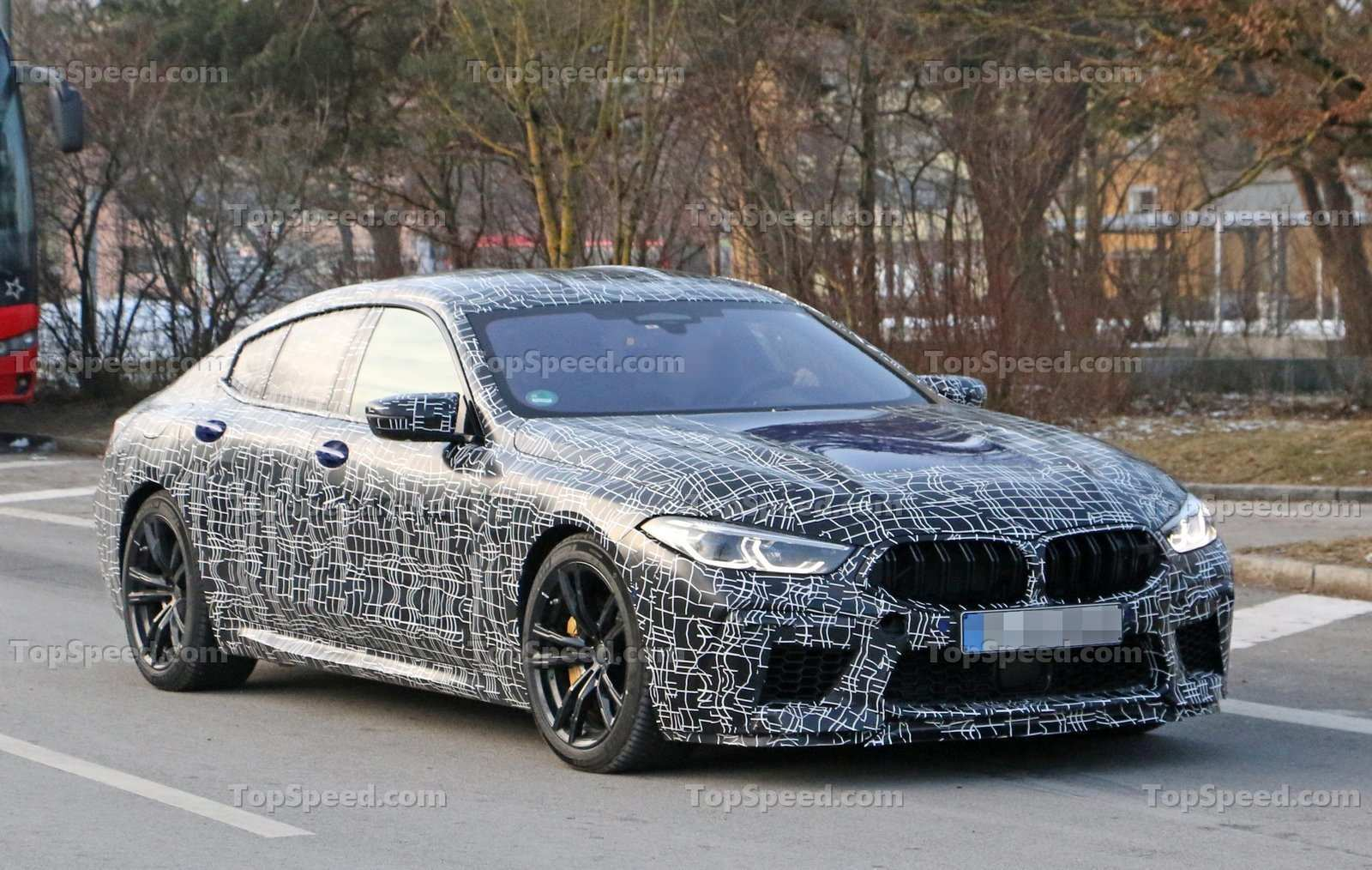 63 The 2019 BMW M8 New Model And Performance