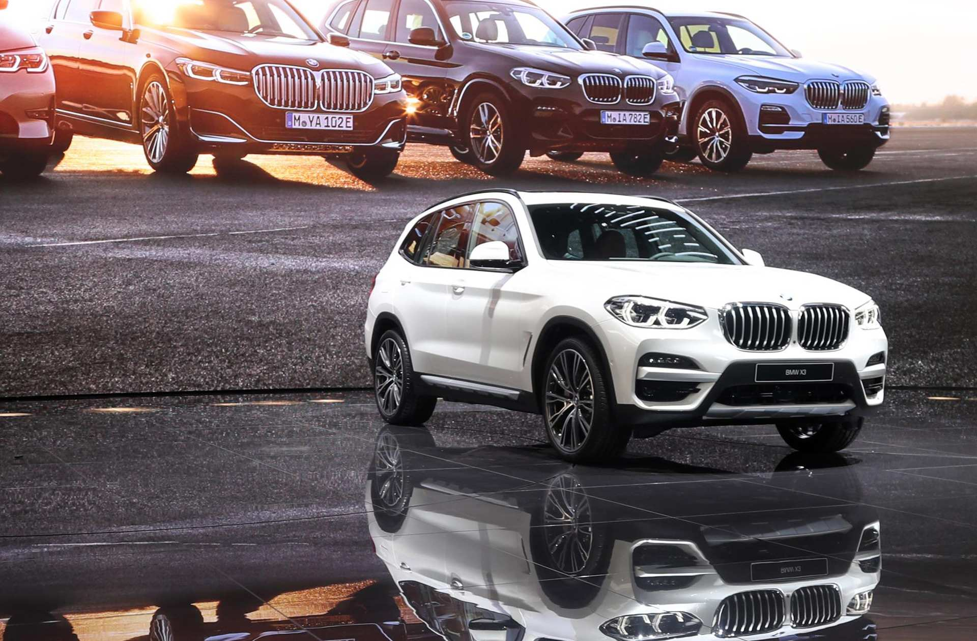 63 The 2019 BMW X3 Hybrid Exterior And Interior