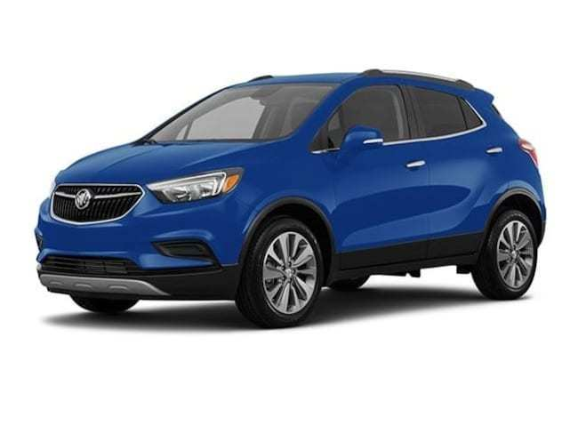 63 The 2019 Buick Encore Redesign