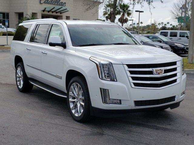 63 The 2019 Cadillac Escalade Interior