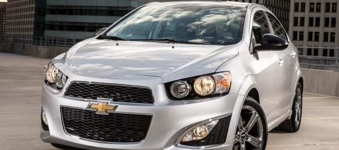 63 The 2019 Chevy Sonic Ss Ev Rs Release Date
