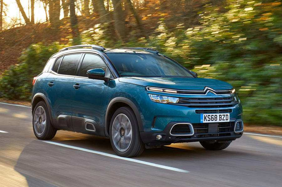 63 The 2019 Citroen C5 Concept And Review