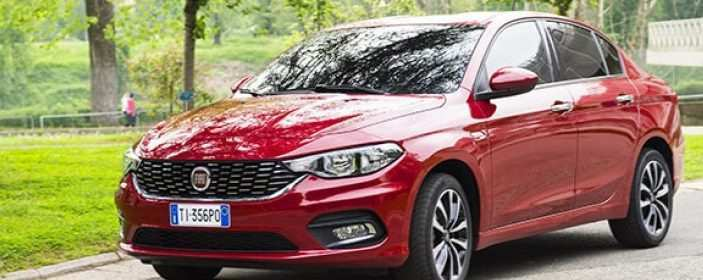63 The 2019 Fiat Aegea Exterior And Interior