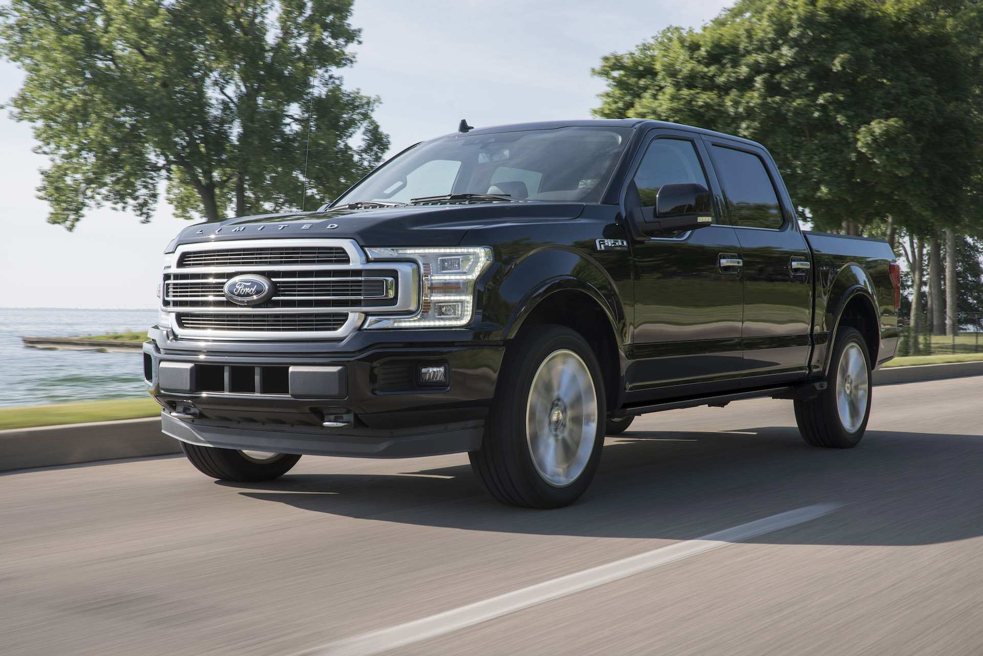 63 The 2019 Ford F 150 First Drive