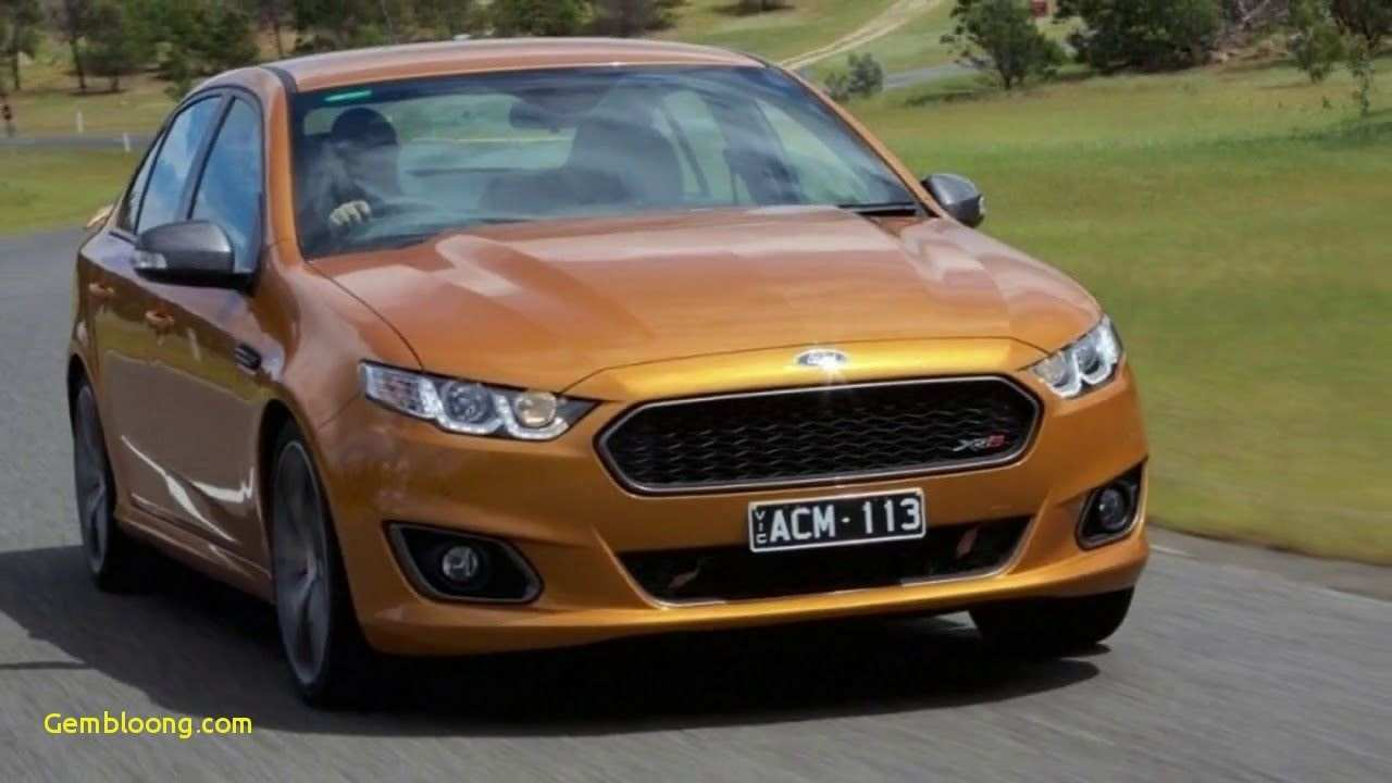 63 The 2019 Ford Falcon Xr8 Gt Exterior And Interior
