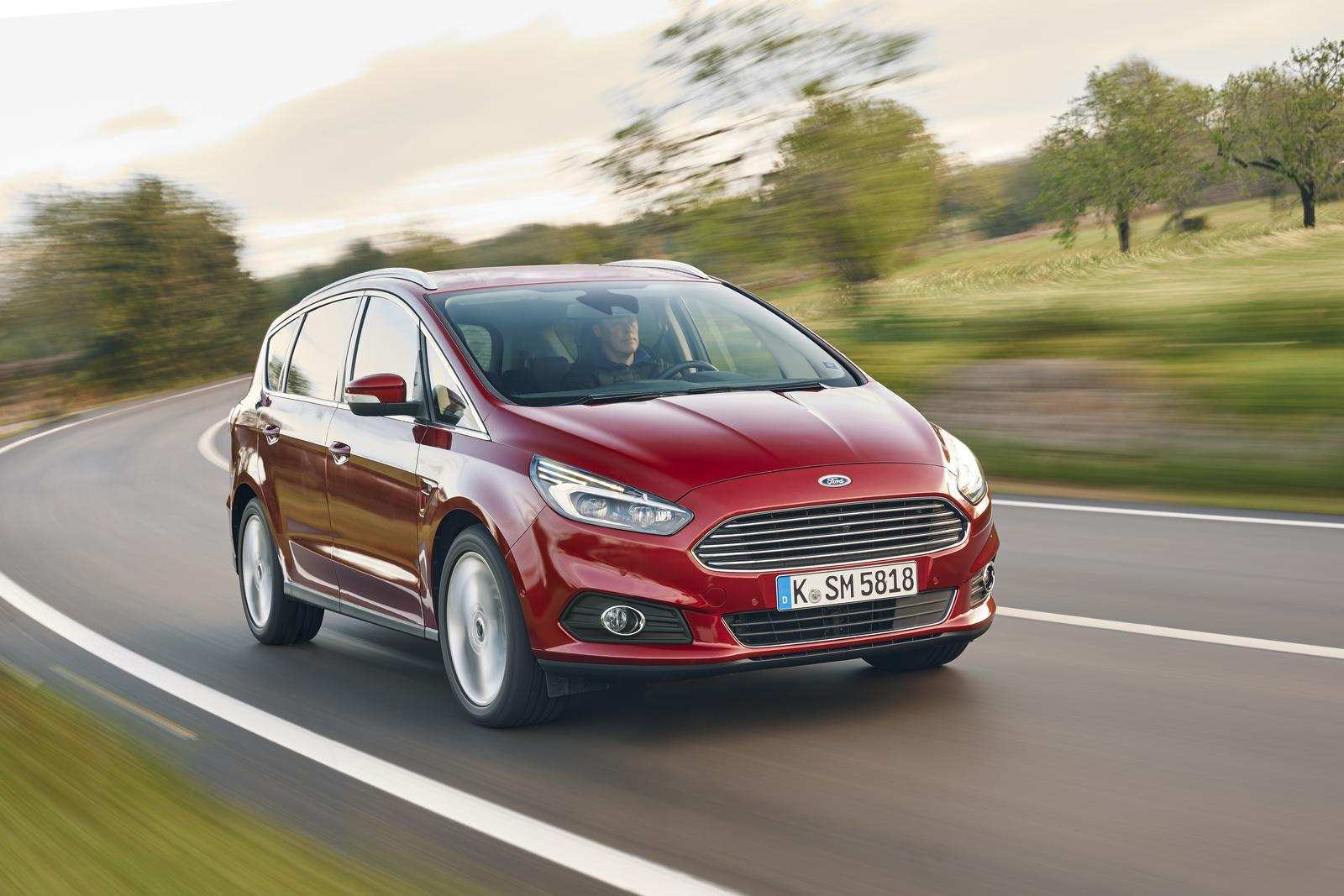 63 The 2019 Ford S Max Exterior