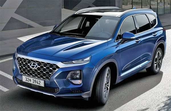 63 The 2019 Hyundai Veracruz Photos