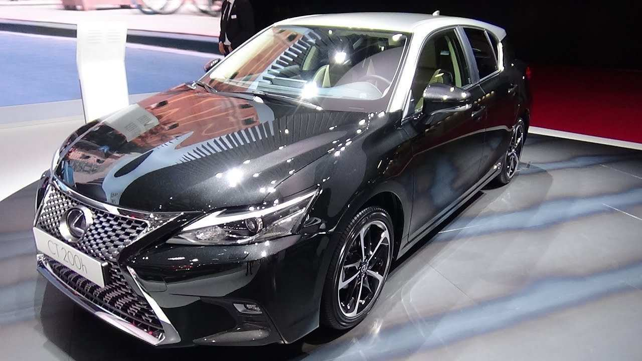63 The 2019 Lexus CT 200h Pricing