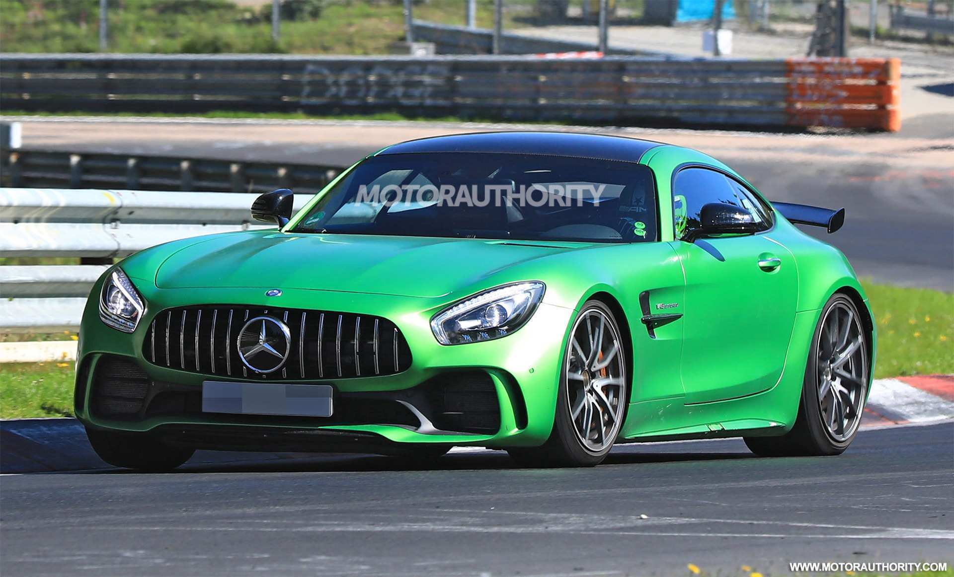 63 The 2019 Mercedes AMG GT Interior