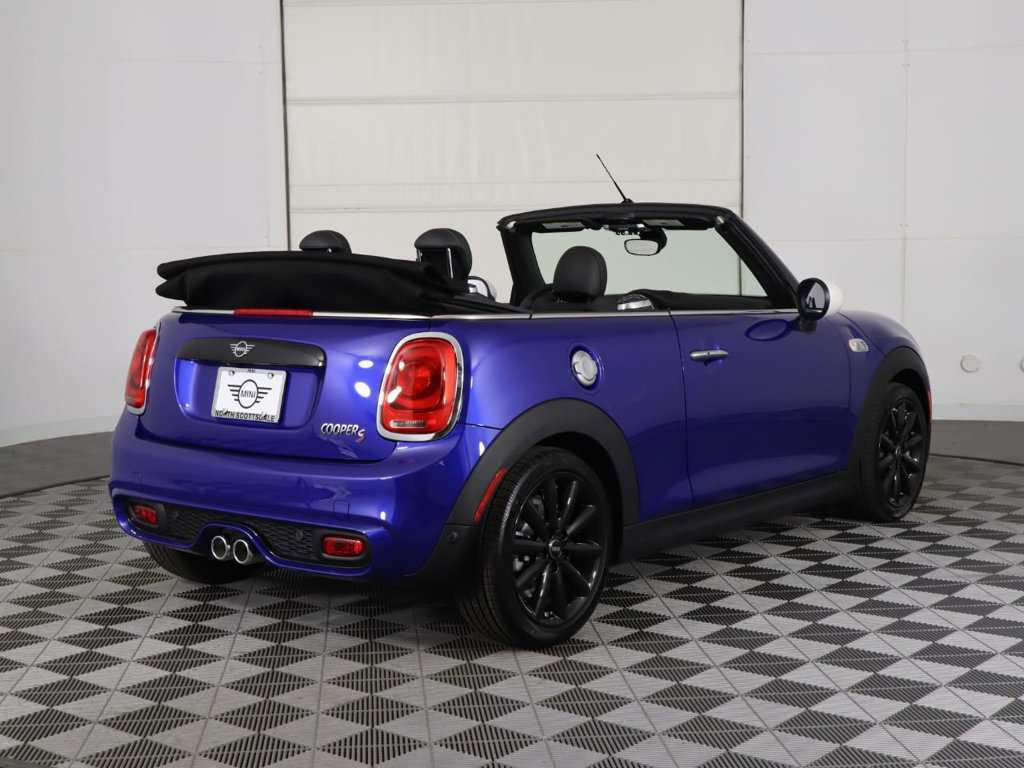 63 The 2019 Mini Cooper Convertible S Review And Release Date