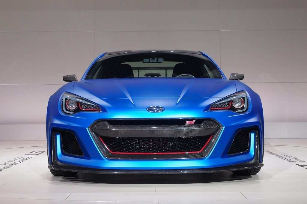 63 The 2019 Subaru Brz Sti Turbo Style