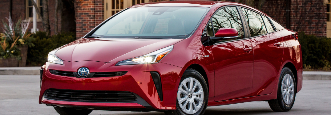 63 The 2019 Toyota Prius Pictures Model